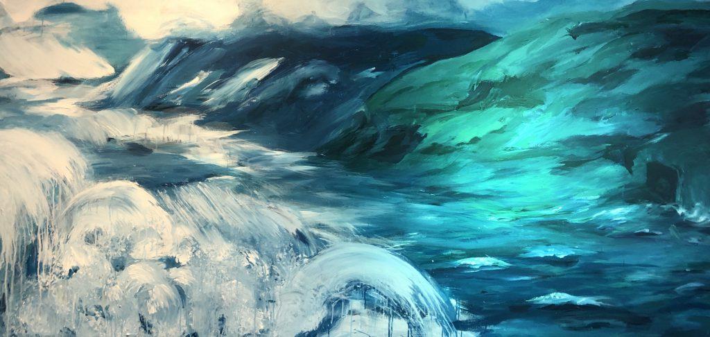 Antje Liebscher | Alles im Fluss
