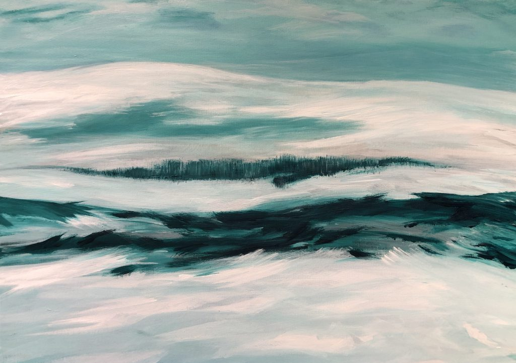 Antje Liebscher | On Ice